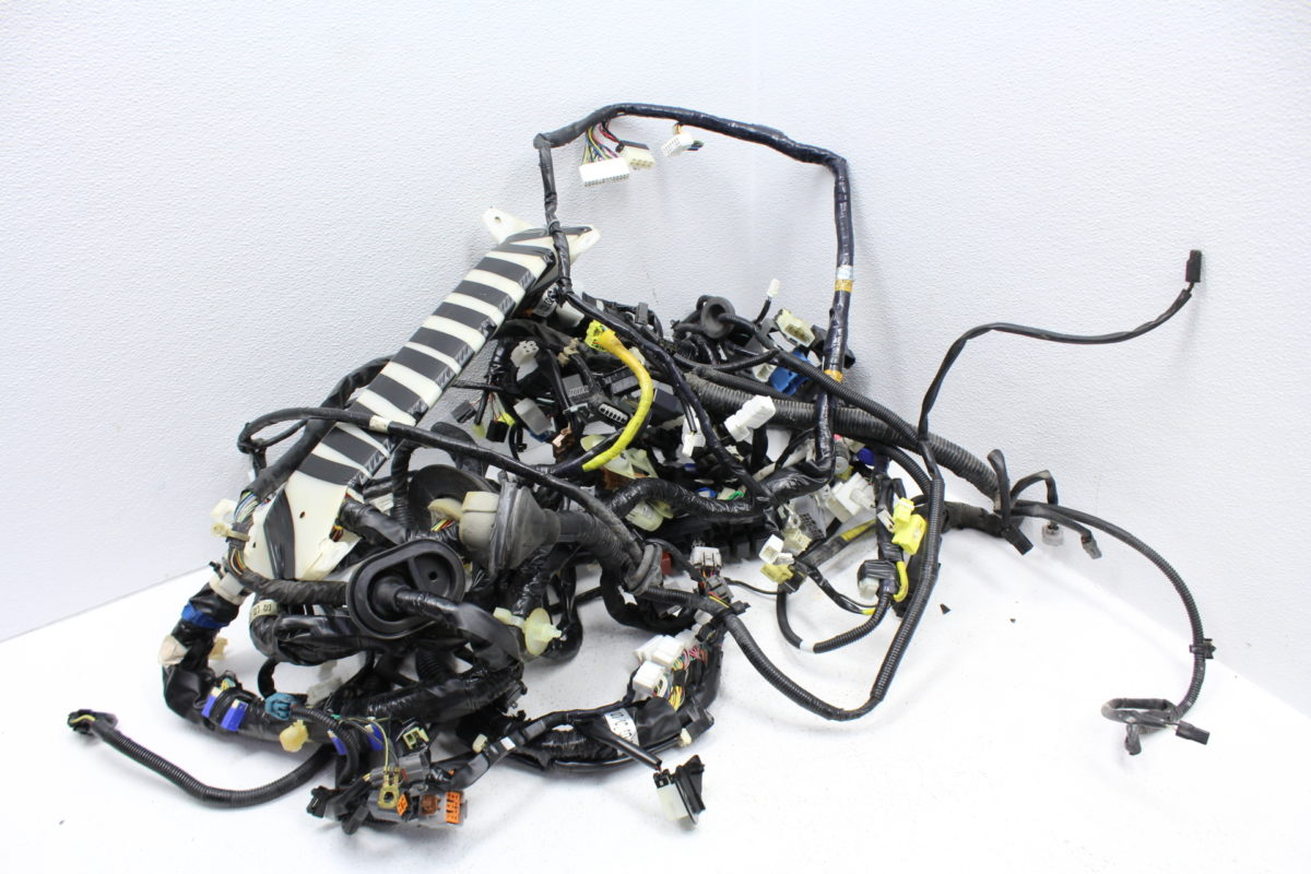 2004-2005 SUBARU FORESTER XT FXT BULK WIRE WIRING HARNESS OEM EJ255 A/T –  SubieAutoParts.comSubieAutoParts.com