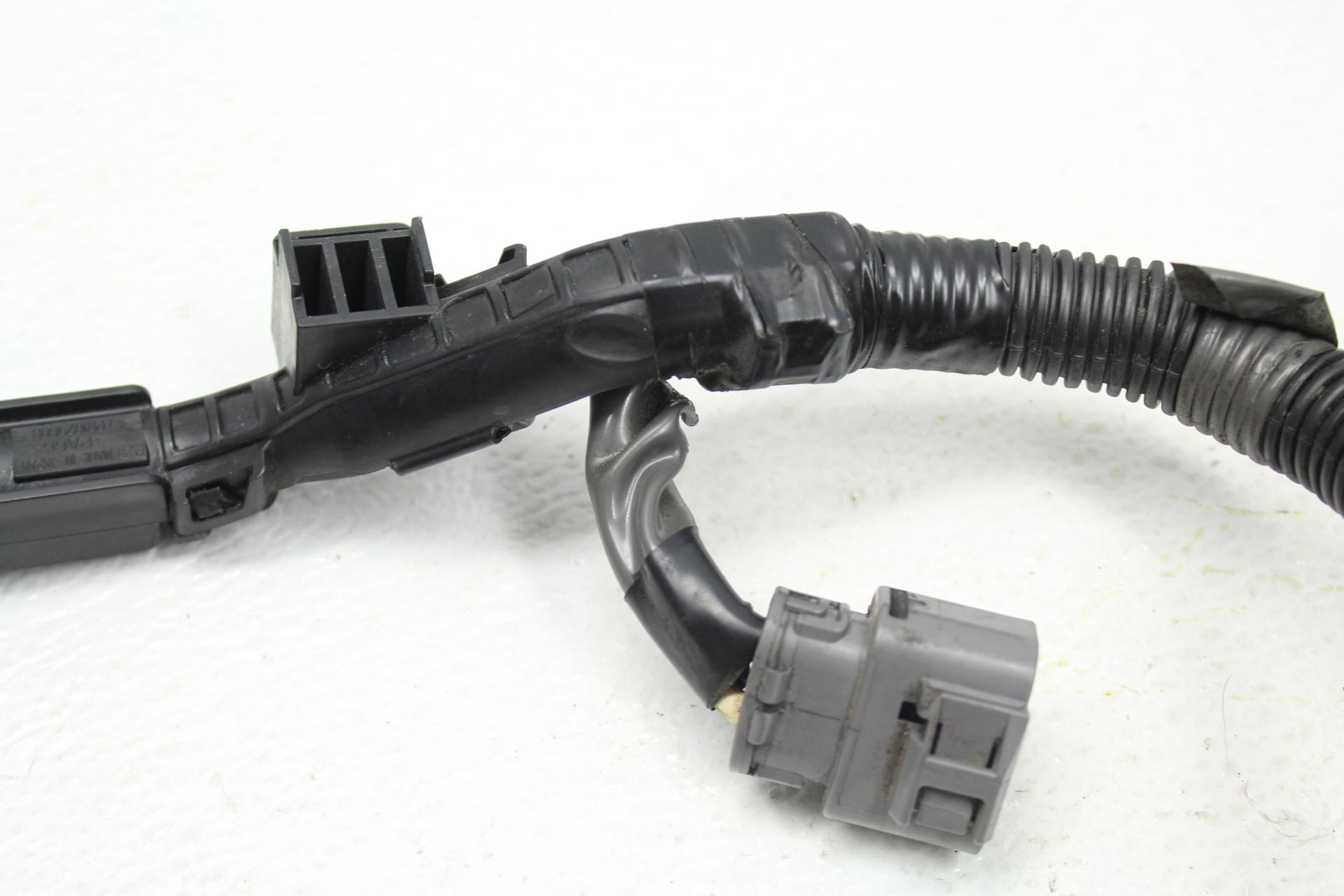 18 2018 Subaru Wrx Sti Type Ra Battery Harness Cable W   Fuse Panel Oem  U2013 Subieautoparts Com