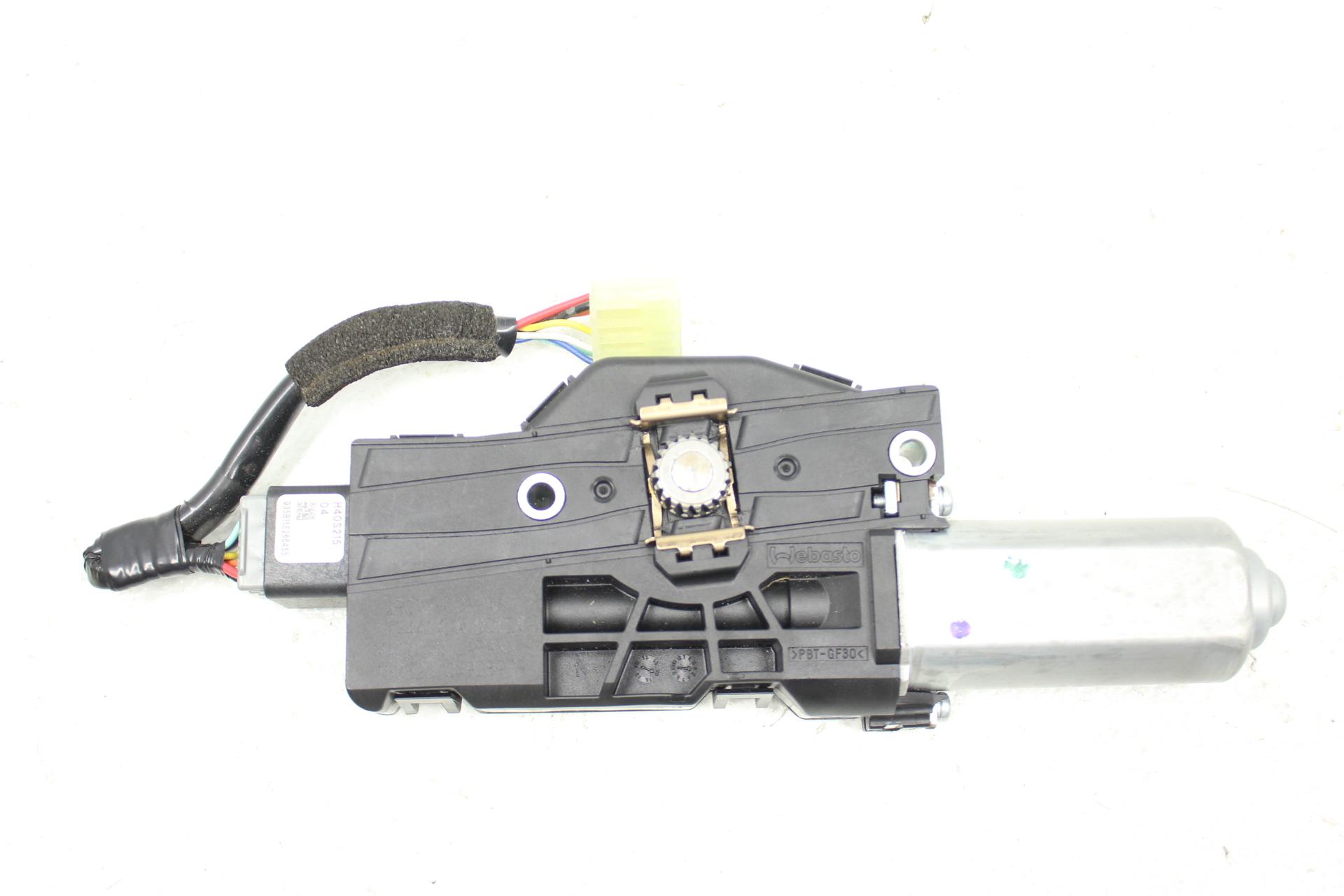 2015-2020 subaru wrx & sti sunroof motor assembly oem