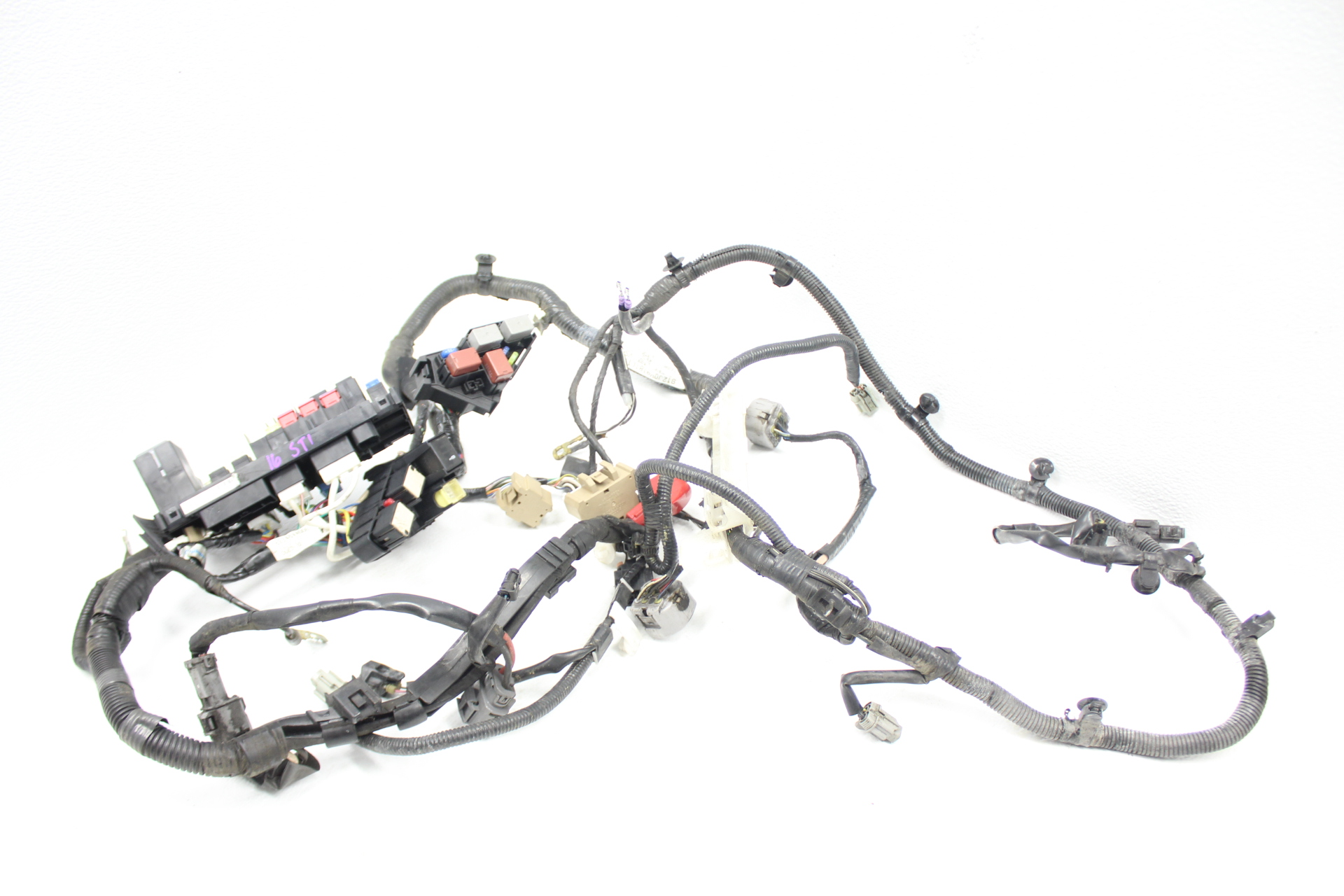2015-2020 subaru wrx sti alternator wiring harness