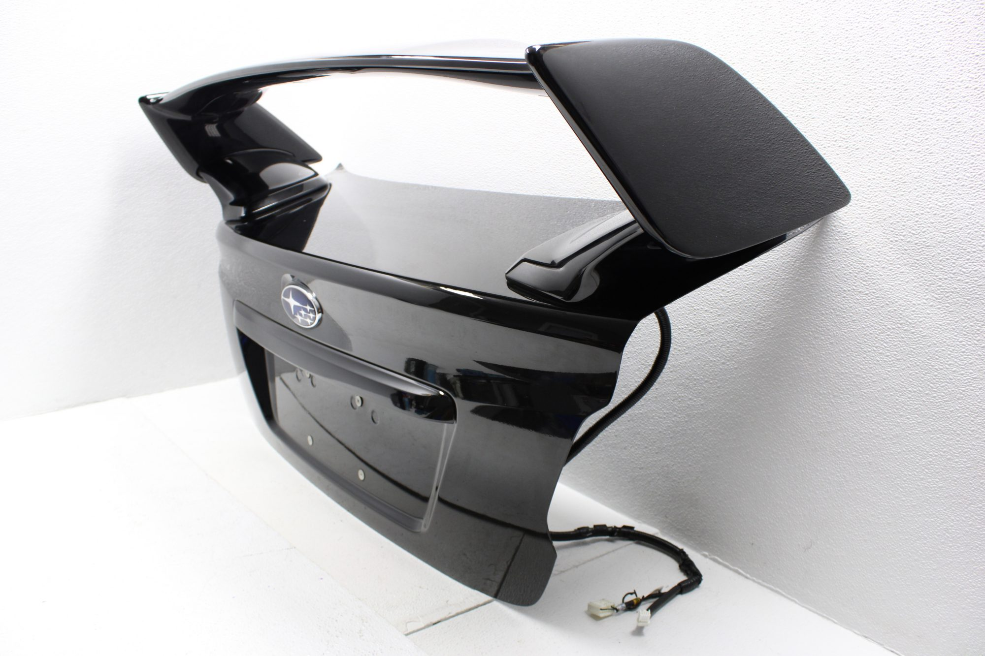 Genuine XC40 Off Black All Weather Trunk Mat w// Bag Holder OE OEM 31664207