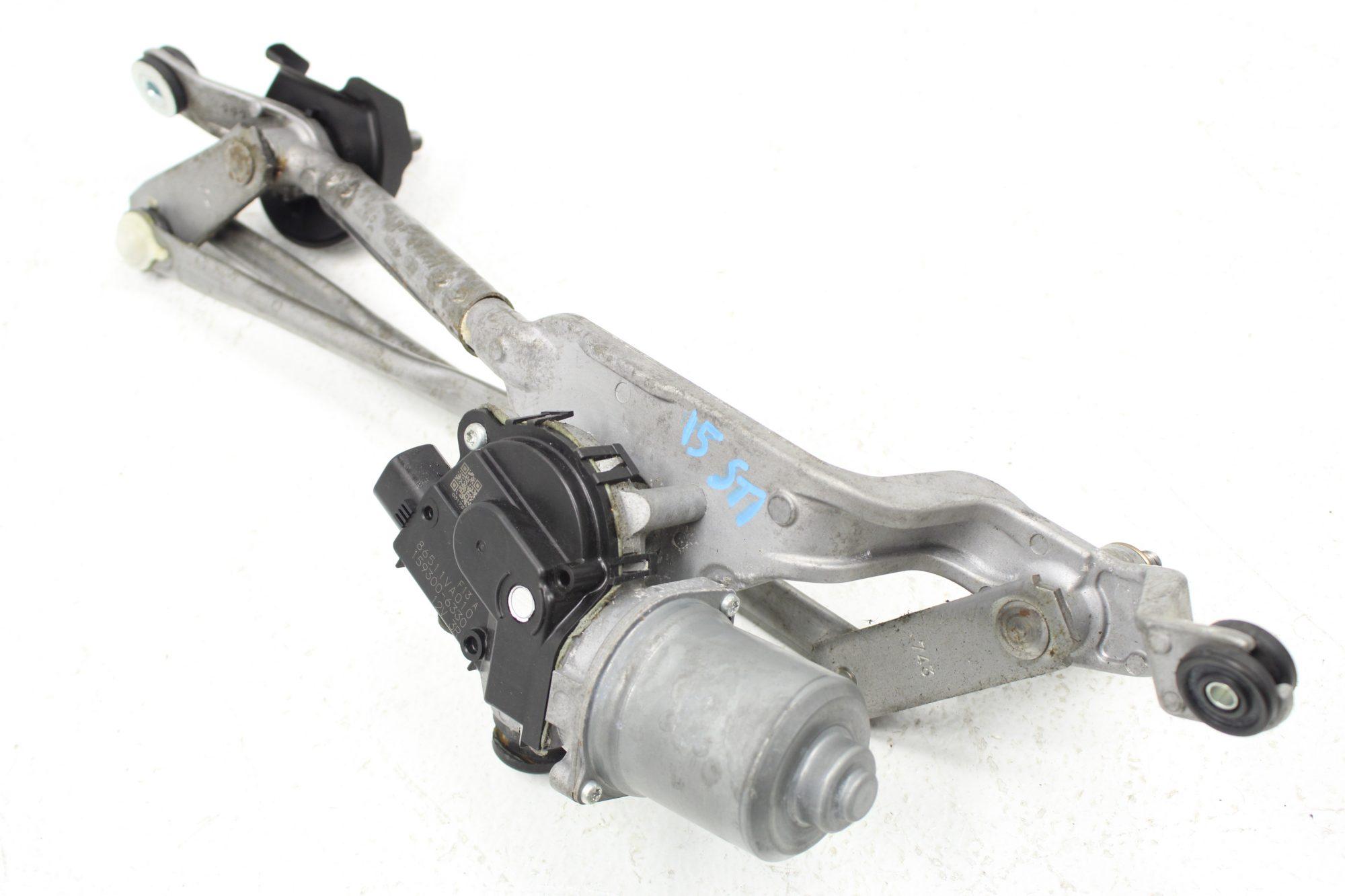 2015-2020 subaru wrx & sti windshield wiper motor assembly